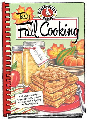 Tasty Fall Cooking Cookbook Giveaway