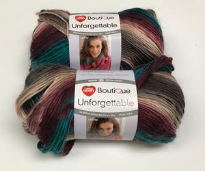 Red Heart Unforgettable Yarn Giveaway