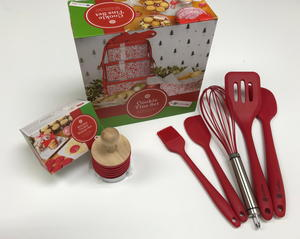 Supreme Christmas Cookie Baking Set Giveaway