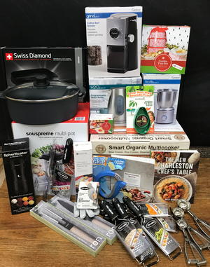 30 Days of Thanks $2,000 Foodie Prize Pack Giveaway
