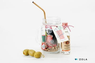 Mason Jar Cocktail Kit