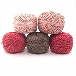 Vintage Rose Herbal Dyed Yarn Bundle Giveaway