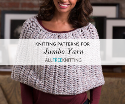Jumbo Yarn Patterns