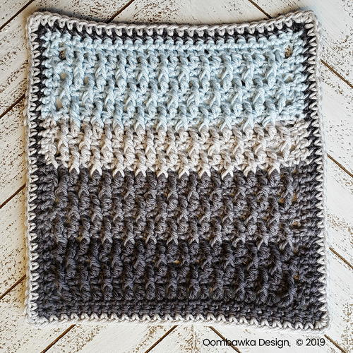 Tranquil Washcloth