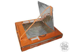 Pizza Box Solar Oven