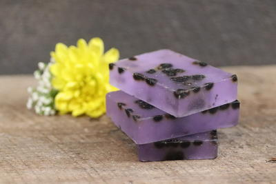 Homemade Dried Elderberries Soap Recipe