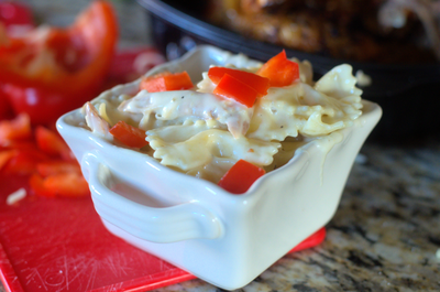 Pepper Jack Chicken Mac and Cheese Recipe