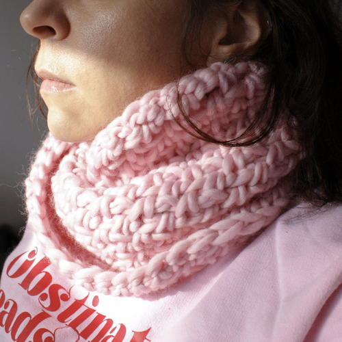 The Chaucer Twist Cowl