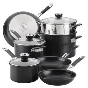 Anolon SmartStack 10-Piece Cookware Set Giveaway