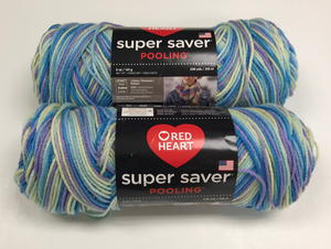 Red Heart Super Saver Pooling Yarn Giveaway