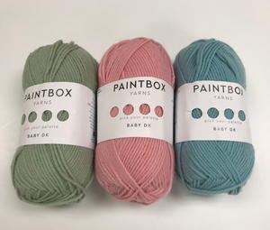 Paintbox Baby DK Pastel Yarn Bundle Giveaway