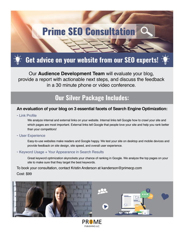 SEO Consultation Silver Package