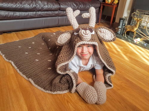 https://craftinghappiness.com/2in1-woodland-deer-fawn-hooded-blanket-crochet-pattern-adults-children/
