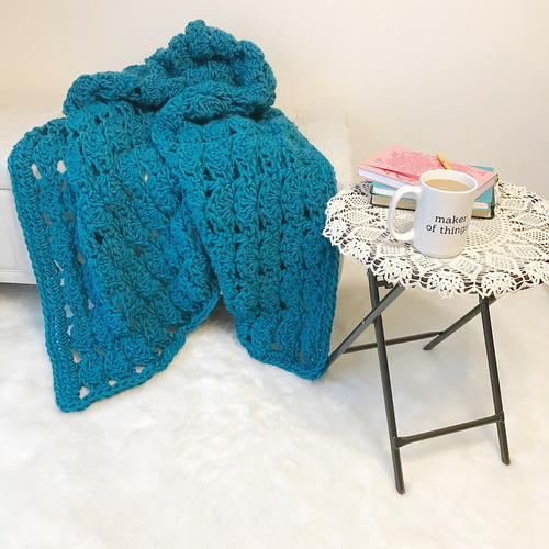 Augustine Chunky Blanket Throw