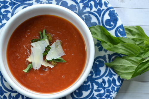 Canned Tomato Soup Recipe – AMP IT UP!