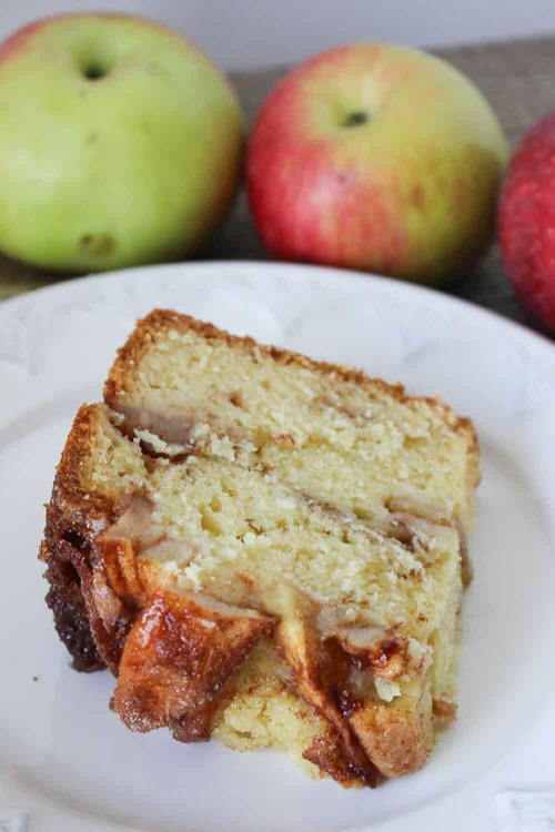 The Best Jewish Apple Cake