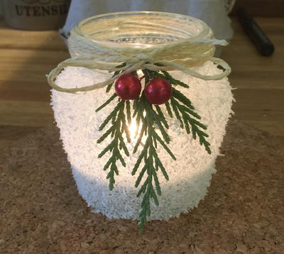 Christmas Tea Light