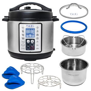 Yedi 9-in-1 Total Package Pressure Cooker Giveaway