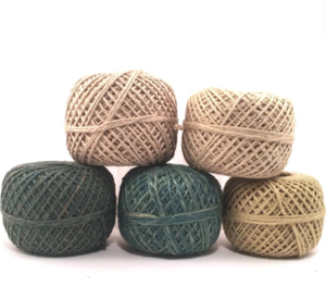 Maine Coastline Herbal Dyed Silk Yarn Giveaway