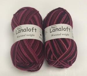 Rose Blush Lanaloft Yarn Bundle Giveaway
