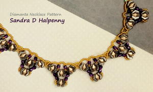 Diamanta Necklace Pattern