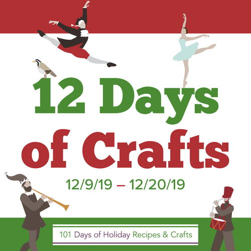 12 Days of Crafts 2019