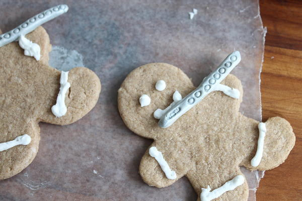 Easiest Ever Gingerbread Recipe