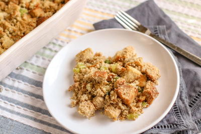 EASY LOW-CARB STUFFING RECIPE