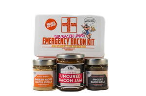 The Bacon Jam's Emergency Bacon Kit Giveaway