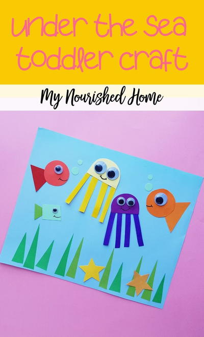 Under the Sea Craft for Kids