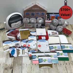 12 Days of Christmas $700+ Crafty Grand Prize Giveaway