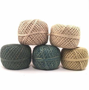 Fields of Green Herbal Dyed Silk Yarn Set Giveaway