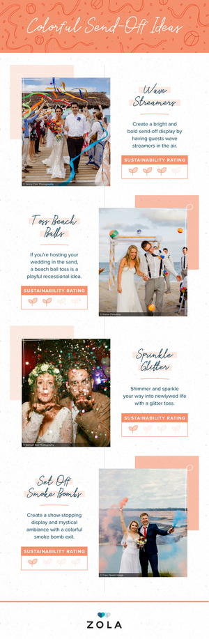Wedding Send-off Ideas