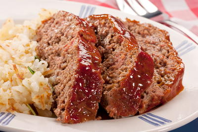 Down Home Meatloaf