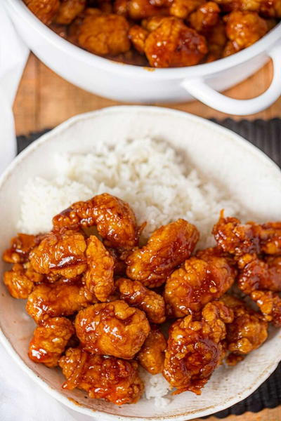 3 Ingredient Orange Chicken (orange Marmalade Bbq)