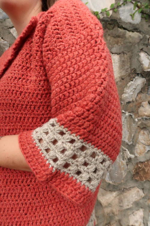 Hometown Chunky Cardigan