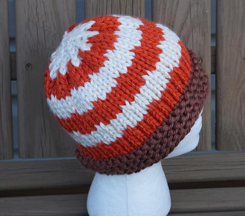 Broken Stripes Hat