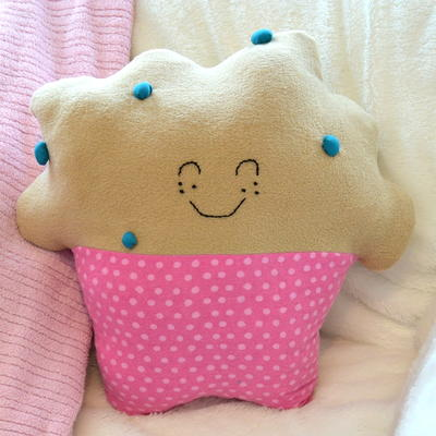 Diy Muffin Pillow Pattern