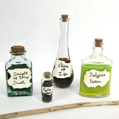 Magic Potions For Kids