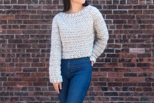 Brooklyn Chunky Sweater
