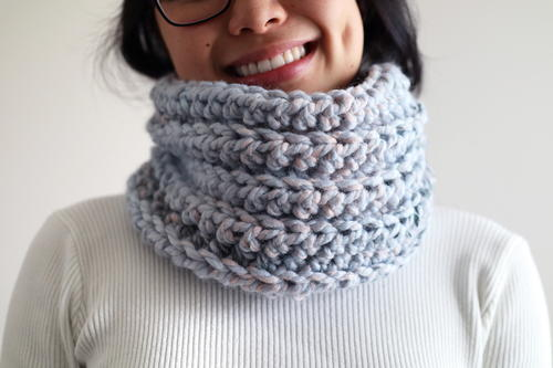 Arctic Ice Snood