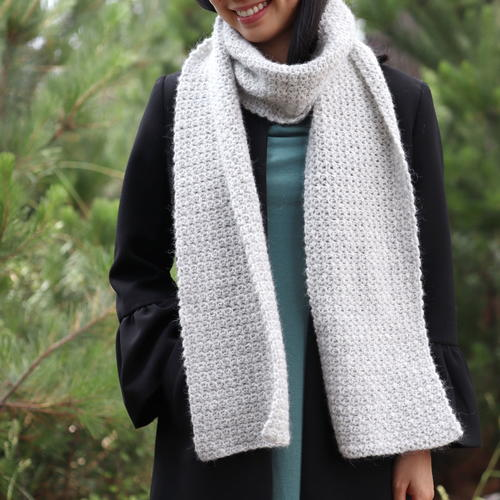 In The Clouds Scarf