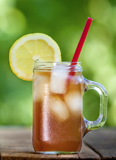 An Easy Way To Make Sweet Tea