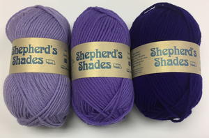 Shepherd's Shades Purple Hue Yarn Collection Giveaway