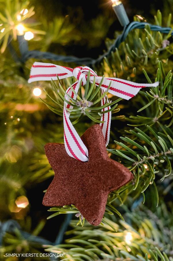 Handmade Cinnamon Ornaments