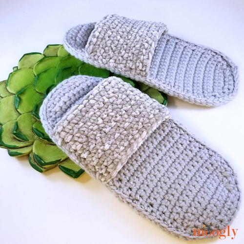 Simple Spa Slippers