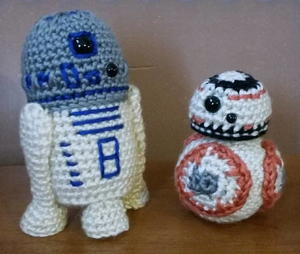 Droid Star Wars Amigurumi Patterns Free