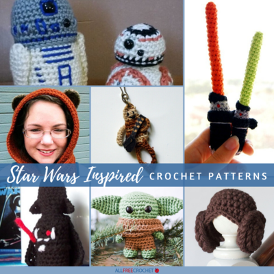 25 Star Wars Crochet Patterns