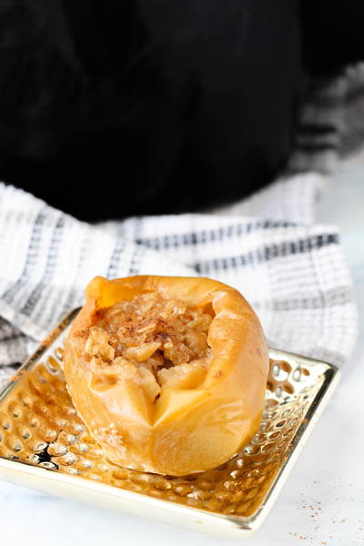 Slow Cooker Recipe For Baked Apples