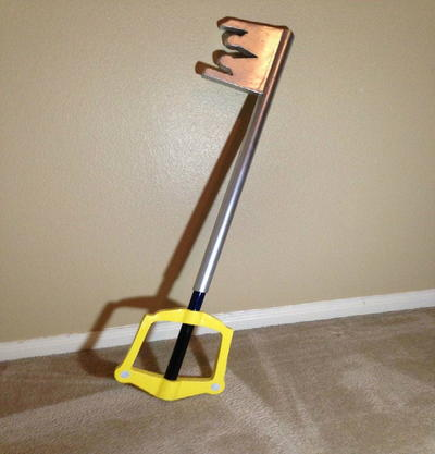 Kingdom Hearts-Inspired Keyblade Tutorial
